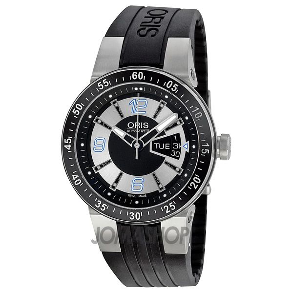 Oris Williams F1 Team Day-Date Mens Automatic Watch 635-7613-4174RS - Dec. 2013 Joma price: $928.00 (out of stock)