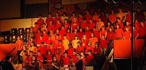 Colònies musicals del 27 al 30 de juny de 2013
