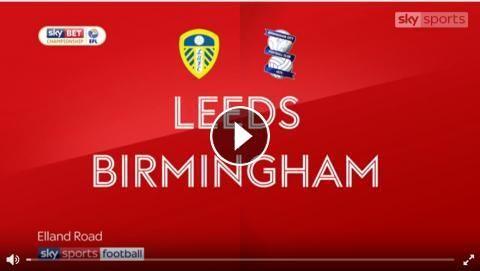 Video: Leeds United 2 - 0 Birmingham City Highlights and All Goals Online - Sky Bet Championship - 12 September 2017 - FootballVideoHighlights.com. Yo...