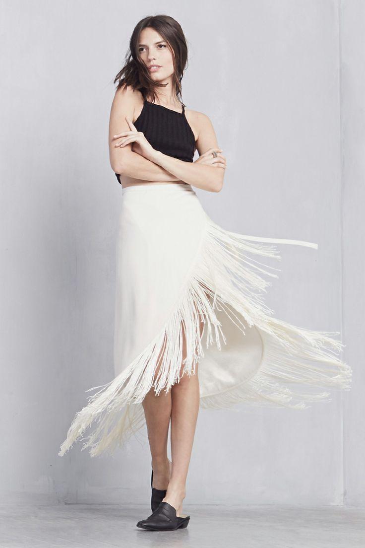 The Aurelie Skirt   https://thereformation.com/products/aurelie-skirt-ivory