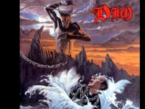 ▶ Ronnie James Dio - Don't Talk To Strangers - YouTube