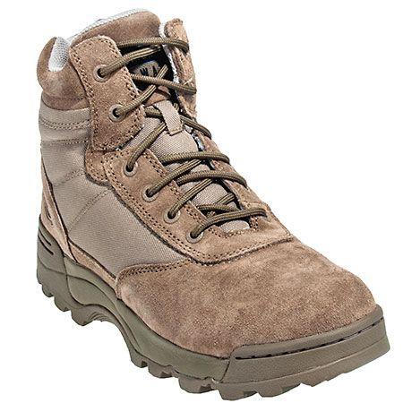 Original SWAT Men's Coyote Classic EH Duty Boots 1151 COY