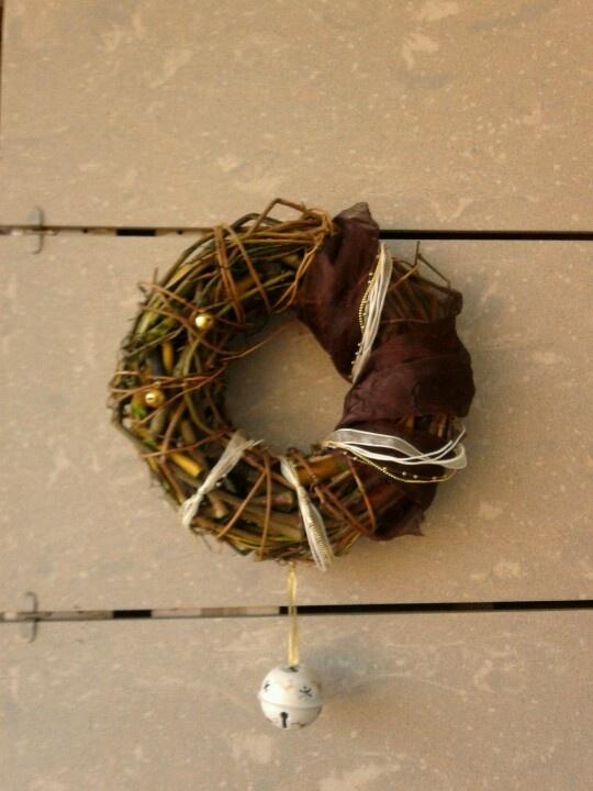 The 5 min xmas wreath