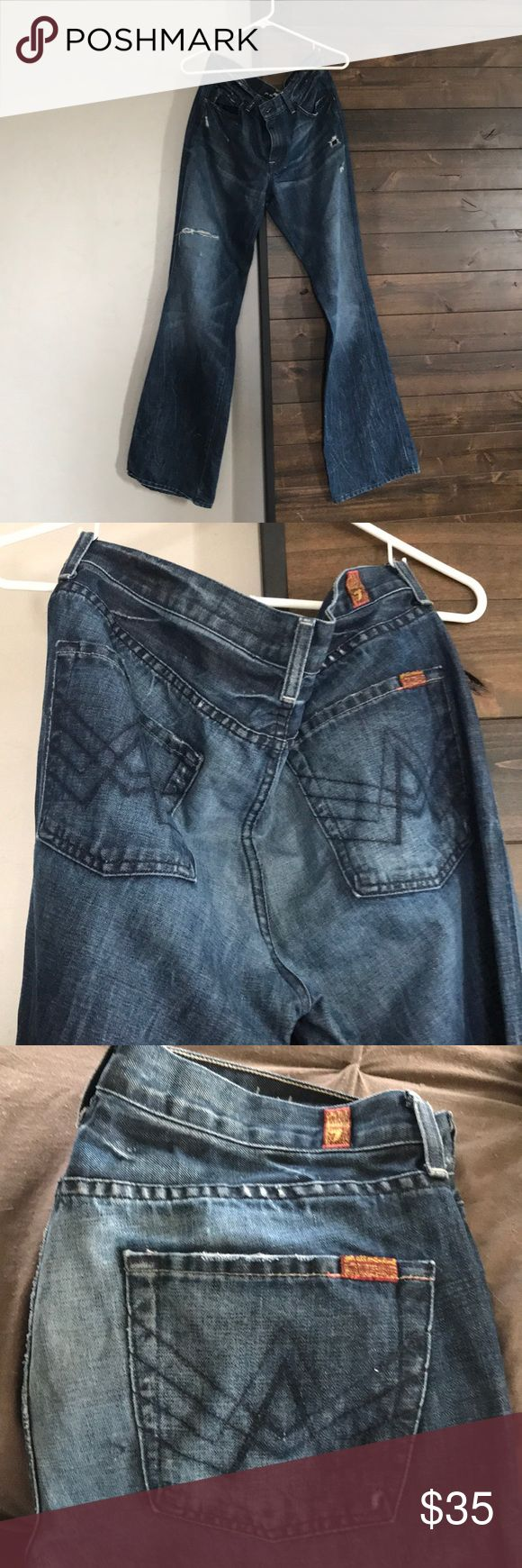 Men's Seven jeans Great condition men's 7 jeans size 34 Seven7 Jeans Bootcut