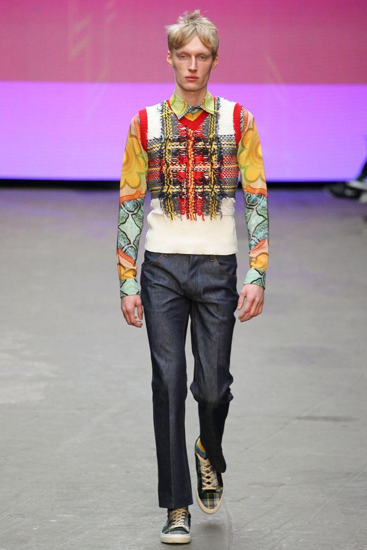 Topman Design - Fall 2015 Menswear - Look 29 of 43