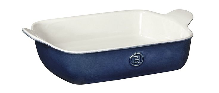 Emile Henry Made In France HR Modern Classics Small Rectangular Baker, 11 x 8, Blue ^^ Find out more details @ : bakeware