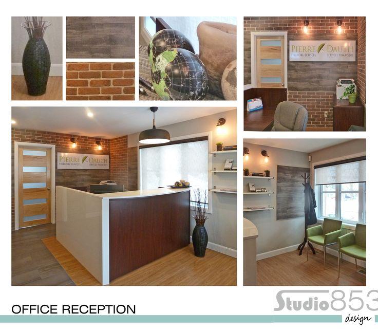 Office Ideas Reception: 1000+ Ideas About Office Reception Design On Pinterest