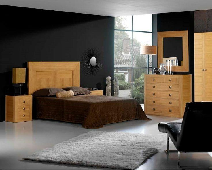 dormitorio moderno tully ambar muebles deco http