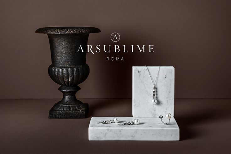 Nesea collection #arsublime #nesea #pearls #roma #goddess #passion #gioiellitaliani #italianartisanaluxury #designjewelry #fine #jewelry #marble