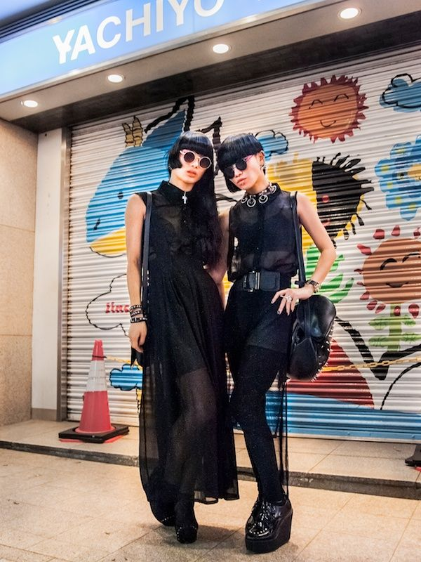 Style of the Day 182 – Time Out Tokyo: Aya Sato, Bambi; dancer, model; Harajuku