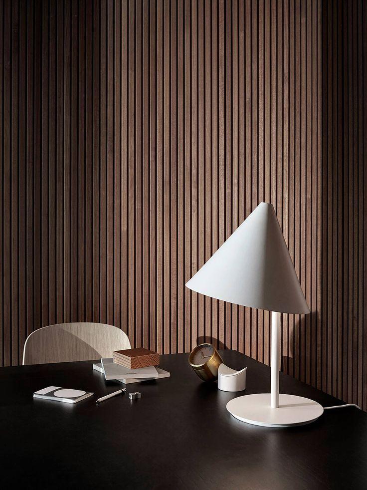 Conic Table Lamp. #menuworld