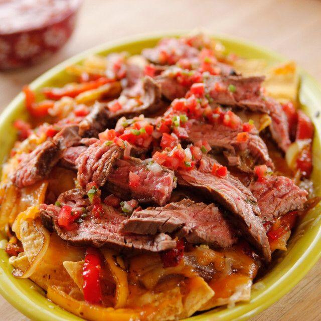 The 25 best fajita nachos recipe ideas on pinterest chicken fajita nachos forumfinder Choice Image