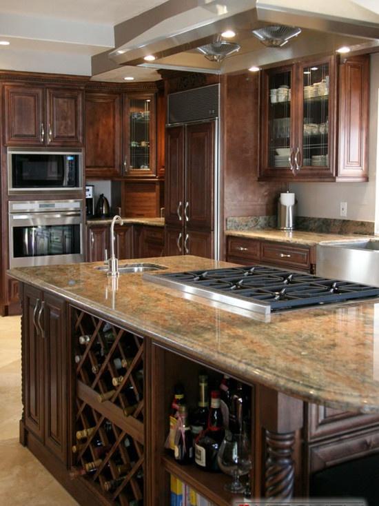 Garnet Kitchen Cabinets