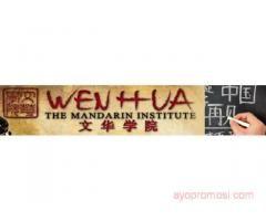 Wenhua Mandarin Language #ayopromosi #gratis http://www.ayopromosi.com