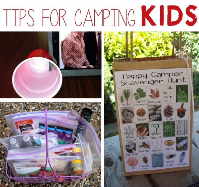 Use a Solo cup as a mini speaker. Create activity bags packed in ziplocks for kids to quickly grab and use. Have a scavenger hunt!