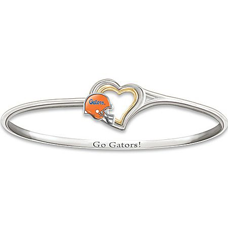 Women's Bracelet: Go Gators!