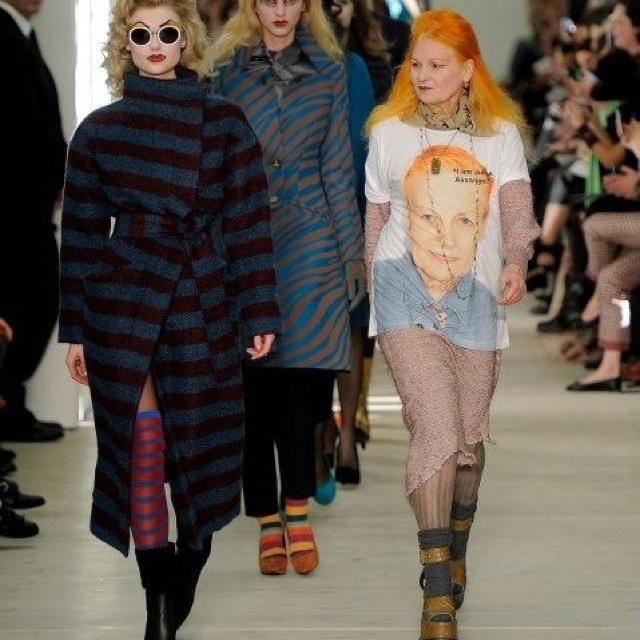 Vivienne Westwood  can....!