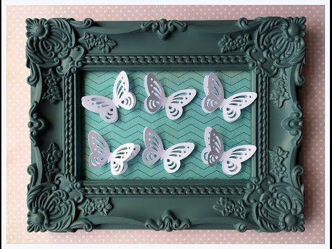 Quadrinho infantil de borboleta - YouTube