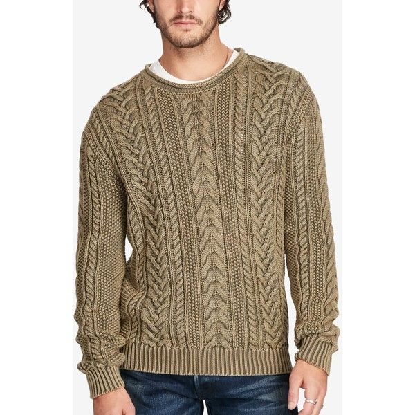 Best 25  Mens cable knit sweater ideas on Pinterest | Cable knit ...