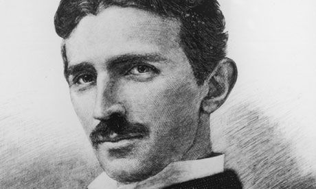 Nikola Tesla, in Chronica