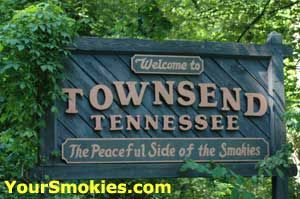 Townsend,TN  Our favorite place to go in the East Tennessee mountains....the Peaceful side of the Smokies