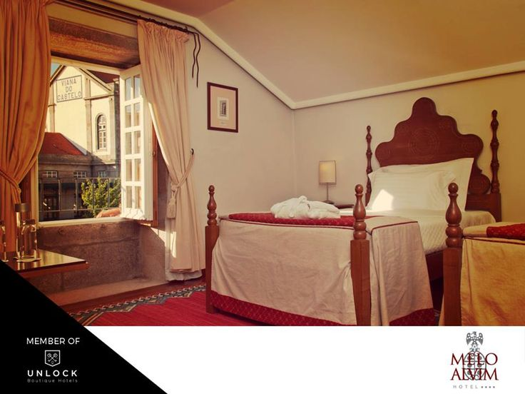 Choose your favorite room!  Book at http://unlockhotels.pt/hotel/details/casa-melo-alvim.  #manor #experience #hotel