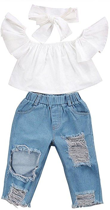 59e861059 Amazon.com  Moonker Kids Outfits