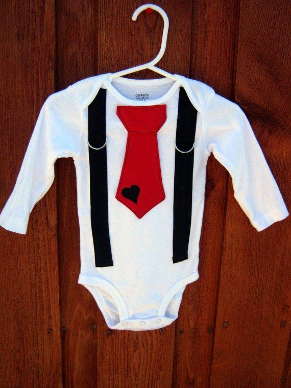 Onesie idea: Boys Black, Boy S Valentines, Tie Onesie, Valentines Day, Red Ties, Baby Girls, Baby Boy, Valentines Onesie, Shirt