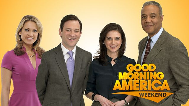 Good Morning America Full Cast   Good Morning America Weekend - 1 Hour