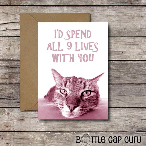 17 Best images about DIY Printable Greeting Cards – Valentine Anniversary Cards