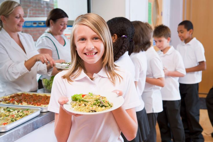 Students at First Vegetarian School Find Better Health and Academic Success