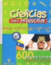 Ciencias para preescolar