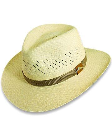 Big & Tall Grade 3 Panama Outback Hat