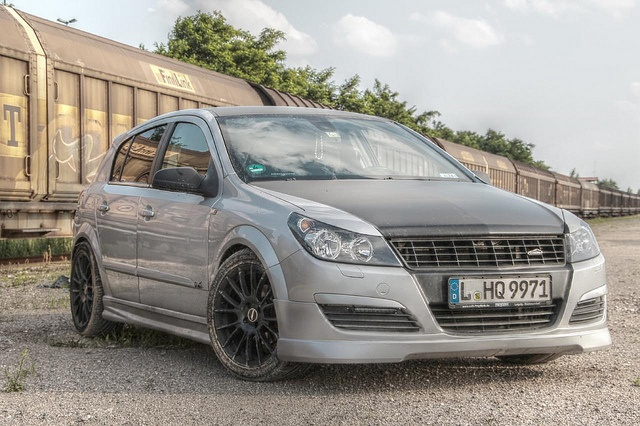 Opel Astra H (HDR)