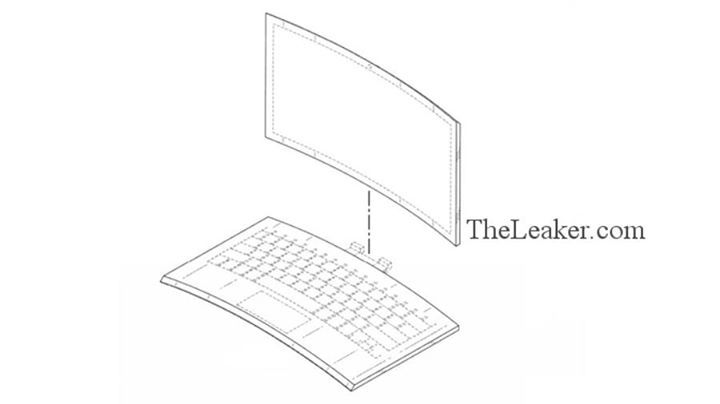 Intel could make a curved laptop to take on Microsofts Surface range Read more Technology News Here --> http://digitaltechnologynews.com Intel is planning to make its own hybrid laptop with a curved display according to a report citing a leaked patent.  As revealed by The Leaker Intels patent shows a detachable notebook in the style of Microsofts Surface range with one major difference  both the screen and keyboard have a gentle curve.  The curved screen is something weve seen a lot of with…