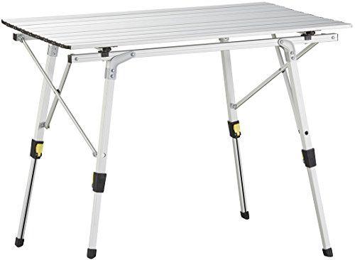 Uquip Variety M Table Pliante en Aluminium pour 4 Personnes ...