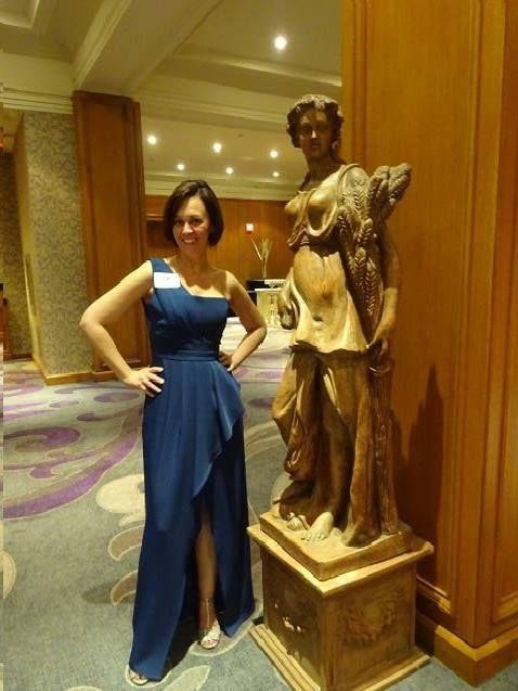 Shannon Oxbridge gala