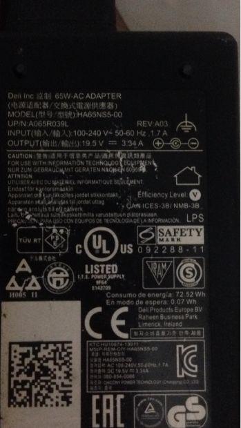 Dell adaptor 💻..17.2.17 [11.52 am]..iOS