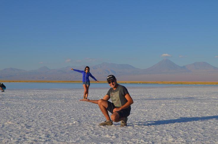San Peter-Salar Atacama #inlove<3