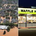 Houston Waffle Houses stayed open through hurricane with the perfectmenu