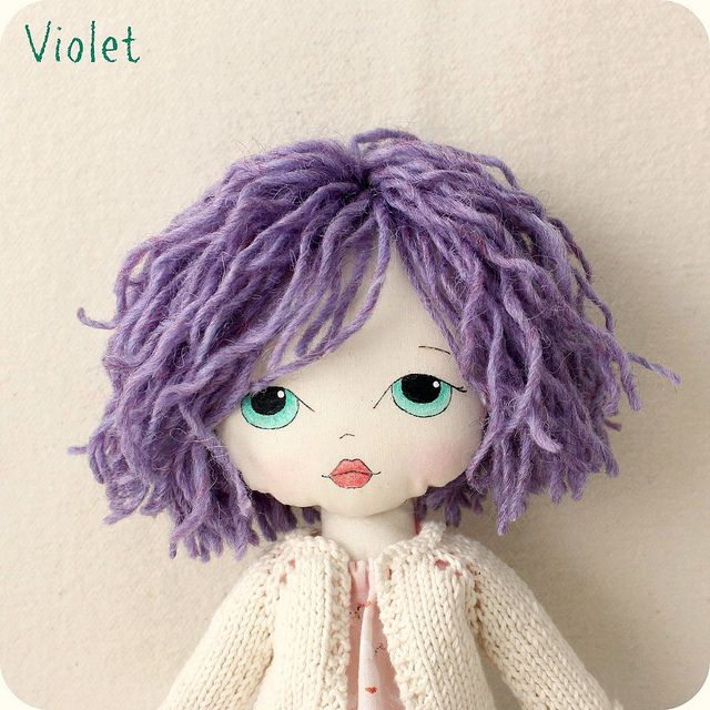 little ladies - violet   Flickr - Photo Sharing!