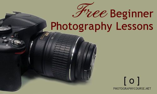 Our beginner photography classes are created to be quick and easy to understand for beginner photographers - even those that feel they are beyond help.