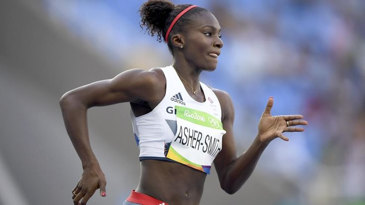 Asher-Smith sneaks into 200m final as Schippers sets the pace in semis