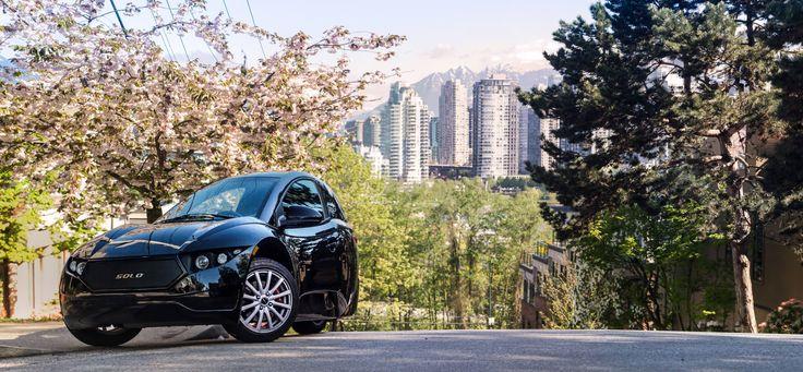 Electra Meccanica's SOLO to earn 2,500 rebate in Oregon