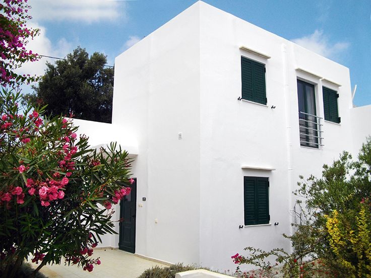 House in holiday resort. Adele, Rethymno,Crete, Greece