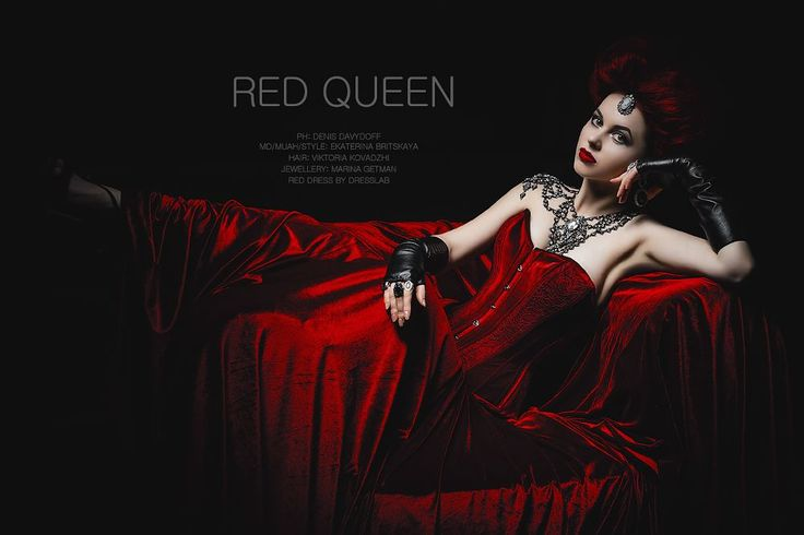 Red Queen #2 by Davydoff on YouPic