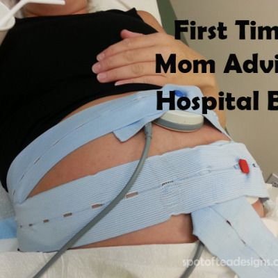 Now this is actually a useful list without all the junk!   First Time Mom Advice: Packing the Hospital Bag