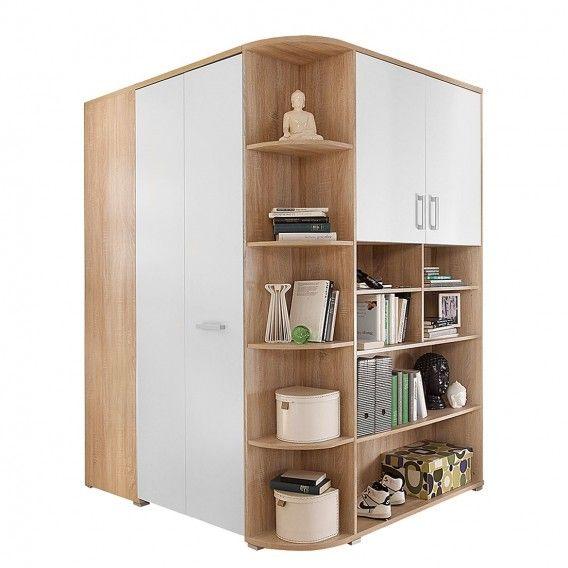 die besten 25 eckschrank begehbar ideen auf pinterest. Black Bedroom Furniture Sets. Home Design Ideas