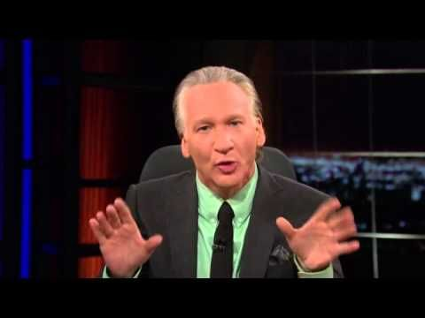 ❥ Bill Maher~ Don't Complain About Horse Meat {gets real about GMOs and the dwindling food supply on our planet}