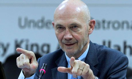 France must increase competitiveness, says WTO head  Frenchman Pascal Lamy says France's 'GPS is a little wonky' and lambasts minister for industrial regeneration